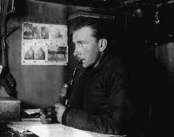 Picture of Alfred Wegener the founder of the theory of the continental drift