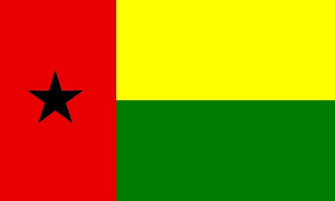 flag of Guinea-Bissau