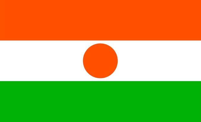 flag of Niger