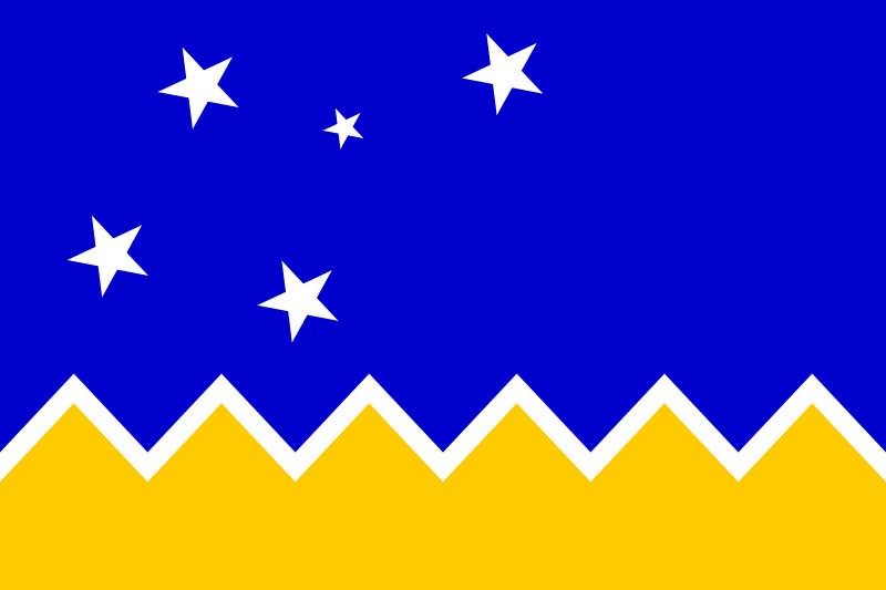 Flag of Chilean Antarctic Territory