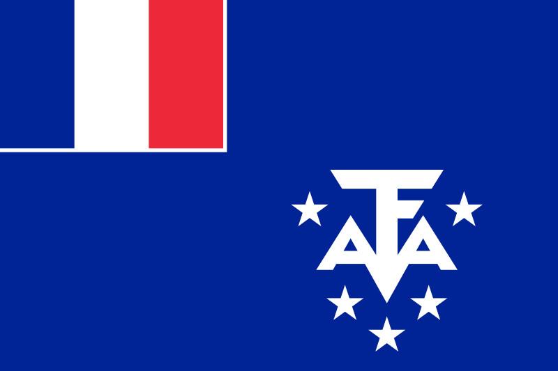 Flag of Adélie Land