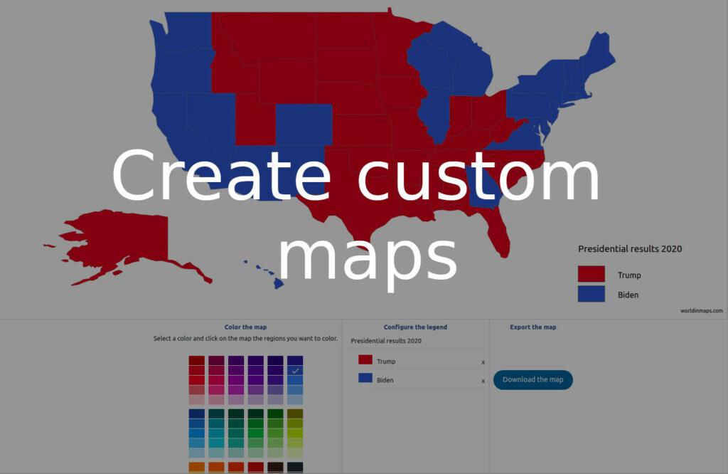 make a map
